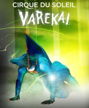 Cirque Du Soleil's VAREKAI Comes to the Breslin Center, Now thru April 6