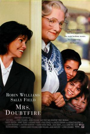 Robin Williams, Chris Columbus to Return for MRS. DOUBTFIRE Sequel