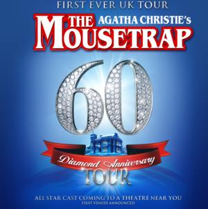 Record Breaking Play, Agatha Christie's THE MOUSETRAP, Hits Exeter