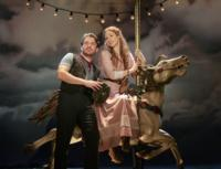 BWW Reviews: Colorful Backdrop, Soothing Music Soften Carousel's Harsh Tale