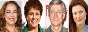 Harriet Harris, Judy Kaye, David Garrison, Rachel York & More Join Christian Borle in Encores! LITTLE ME; Runs 2/5-9