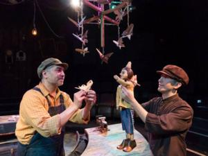 BWW Reviews: Zach Theatre Breathes New Life into PINOCCHIO