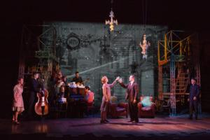 BWW Reviews: Film & Stage Make the Perfect Affair in Kneehigh's BRIEF ENCOUNTER