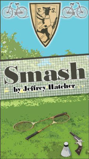 Dragon Theatre Presents SMASH by Jeffrey Hatcher, Now Through 5/4