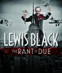 LEWIS BLACK 'The Rant' Tour Coming to  Palace Theatre in Stamford, 2/23