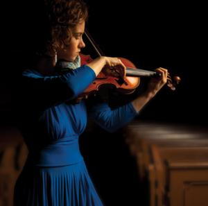 The UW World Series Presents Violinist Hilary Hahn at Meany Hall, 4/29