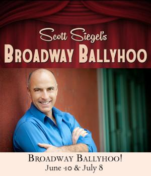 Jill Paice, Mark Nadler, Marya Coburn and More Set for Two-Act BROADWAY BALLYHOO Tonight