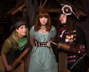 BWW Reviews: Pixie Dust Fuels Hale Center Theater's PETER PAN to Innovative Enchantment