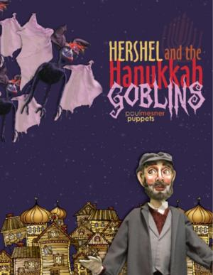 Victor Raider-Wexler to Star in HERSHEL AND THE HANUKKAH GOBLINS at Jewish Community Center