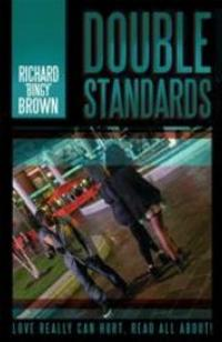Richard Bingy Brown Returns to Fiction with Gripping DOUBLE STANDARDS