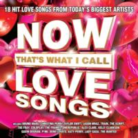 'NOW That's What I Call Love Songs' Coming in Time for Valentine's Day!