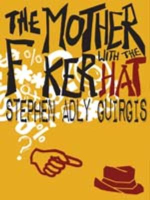 Teatro Bravo Stages THE MOTHERF**KER WITH THE HAT, Now thru 6/8