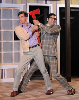 Pacific Conservatory Theatre to Present NOISES OFF, Beg. 4/24