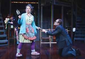BWW Reviews: All Aboard the Pain Train in Pittsburgh Public's NOISES OFF