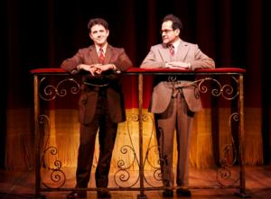 Broadway's ACT ONE with Tony Shalhoub & Santino Fontana to be Filmed for LIVE FROM LINCOLN CENTER!