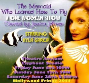THE MERMAID WHO LEARNED HOW TO FLY Begins Tonight!
