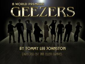 Redtwist Theatre Presents the World Premiere of GEEZERS, Now thru 8/24