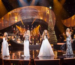 CELTIC WOMAN: HOME FOR CHRISTMAS Airs on PBS Tonight