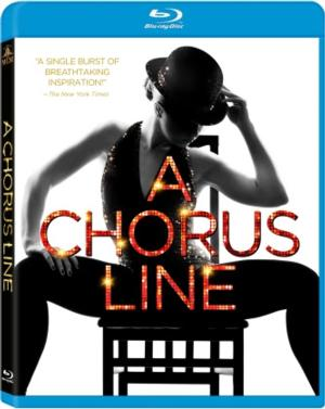 MGM's A CHORUS LINE Comes to Blu-ray Today