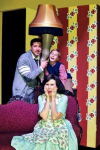 BWW Reviews: San Antonio's Woodlawn Theatre Tells Familiar But Charming CHRISTMAS STORY