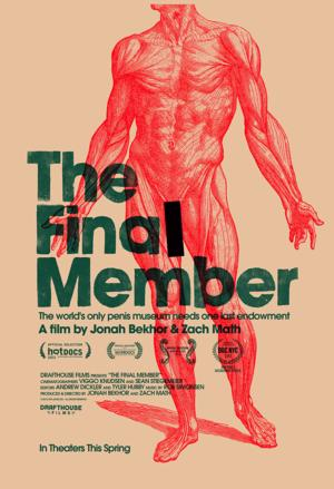 Museum of Sex to Host Teaser Screening of THE FINAL MEMBER, 4/16