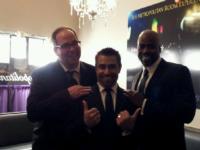 Danny Bolero, Bernard Dotson and Tom Gamblin Return to Metropolitan Room in BOYS NIGHT OUT, 12/13