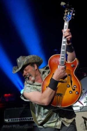 Ted Nugent to Play The Orleans Showroom, 7/12