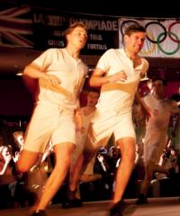 West End CHARIOTS OF FIRE Extends to February 2013