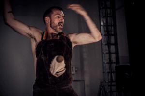 Keith Hennessy to Bring BEAR/SKIN to NYC, San Francisco & More