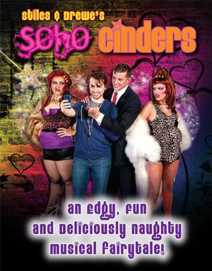 Uptown Players to Open U.S. Premiere of SOHO CINDERS Today, 6/13-22