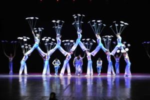 National Acrobats of The People's Republic of China to Return to Segerstrom Center, 9/13
