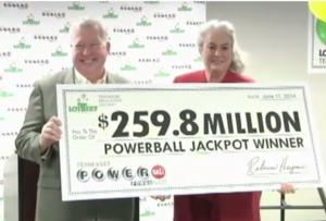 Powerball Jackpot Winner to Give Money to Performing Arts Organizations