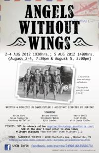 BWW Reviews: Didactic, Dismal ANGELS WITHOUT WINGS Premieres at Darkhorse Theater