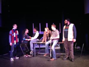 BWW Reviews: Giving RENT its Due - Imagine's Gritty, Intimate Show