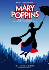 MARY POPPINS Becomes 24th Longest-Running Broadway Show Tonight!