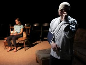 BWW Reviews: TheatreLAB Delivers Powerful GRACE by Craig Wright