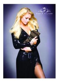 Paris Hilton Handbags and Accessories Unveils Fall/Winter 2012 Collection Inspired by the Glamorous Night