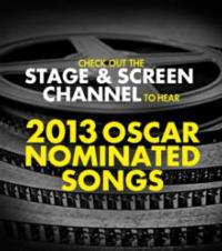 Oscar Nominated Songs to Be Highlighted on MC Stage & Screen Music Channel