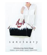 Sanctuary Clothing Announces Handbag Launch for Spring 2013