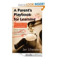 Author Jen Lilienstein's New Book, A PARENT'S PLAYBOOK FOR LEARNING, Reveals Effective Strategies to Maximize Children's Learning Potential