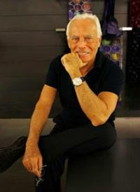 Giorgio Armani Pens Preface Versace Biography