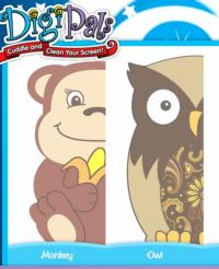 Cuddly Cases! DigiPals Unveils New Line of Kids Animal Cases
