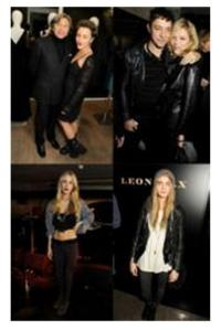 Leon Max Celebrated Launch of His First London Store
