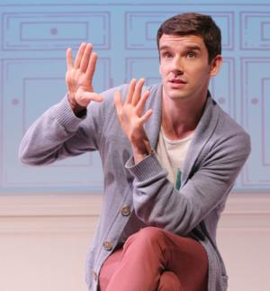 BWW Reviews: Deliriously Funny BUYER & CELLAR Captivates Mark Taper Audiences