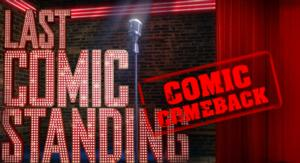 NBC's LAST COMIC STANDING Finishes Within 1/10th of a Point of 'Rising Star'