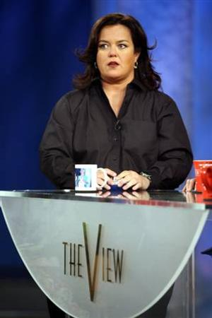 Rosie O'Donnell Returns to ABC's THE VIEW Today