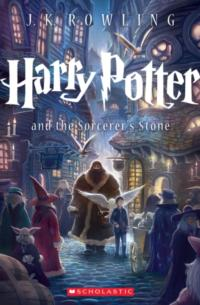 Scholastic Unveils First Of Seven New Covers For The Harry Potter Books In Celebration Of The 15th Anniversary Of Harry Potter And The Sorcerer's Stone