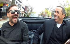 Jerry Seinfeld Calls New Secret Project with Larry David 'Big, Huge, Gigantic'