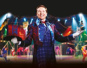 Brian Conley & Linzi Hateley to Lead BARNUM at Birmingham Hippodrome in 2015