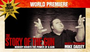 PlayMakers Repertory Company Presents World Premiere of THE STORY OF THE GUN, Now thru 1/12